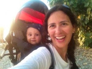 cosa vuol dire viaggiare con un bambino di 8 mesi