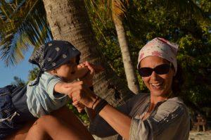 viaggiare sola con un bambino: 5 consigli