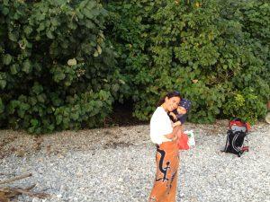 La valigia del neonato: la mia esperienza (0 – 1 anno)