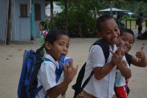 Kioa bambini Fiji