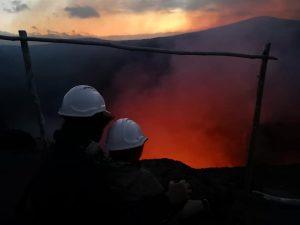 Yasur, sull'isola di Tanna, il vulcano più accessibile del mondo